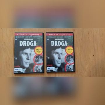 Serial Droga na płytach VCD
