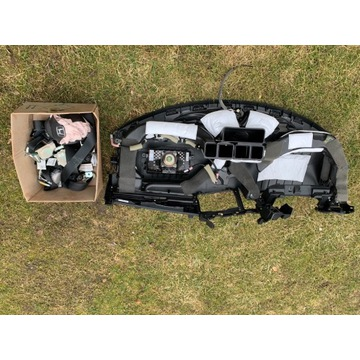 HRV II HR-V 2 zwijak taśma airbag kierownice HONDA