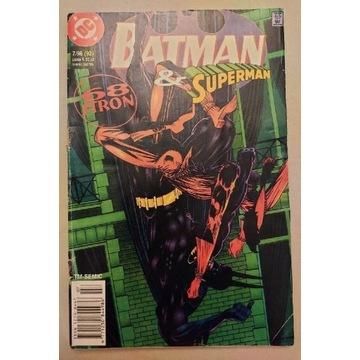 Komiks Batman & Superman 10 7/98 TM-SEMIC