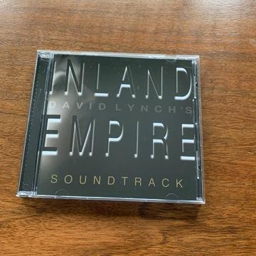 INLAND EMPIRE CD Soundtrack - David Lynch