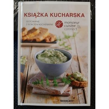 Książka kucharska Monsieur Cuisine Lidlomix nowa