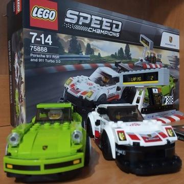 LEGO 75888 Speed Champions [Porsche 911]