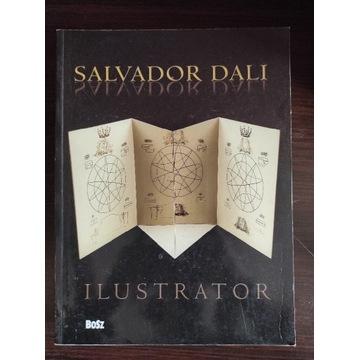 Salvador Dali ilustrator
