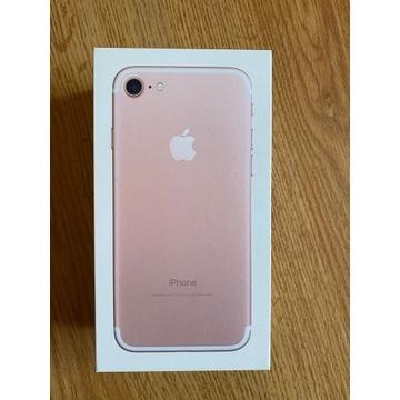 IPHONE 7 różowy pink 32 GB stan idealny, używany