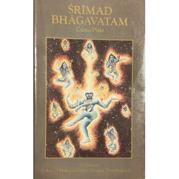 Śrimad Bhagavatam Canto piąte Impuls stwórczy