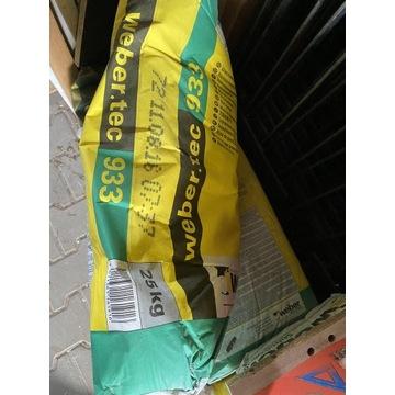 Hydroizolacja weber.tec 933 Deitermann HKS |225kg