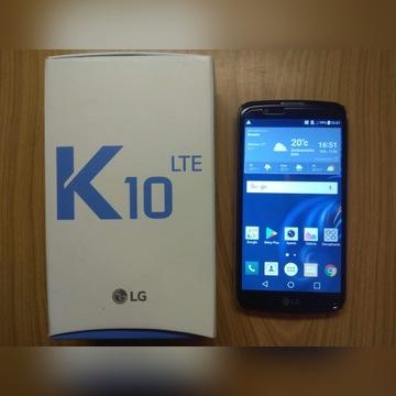 Smartfon LG K10 LTE 2GB/16GB + karta micro SD 16GB