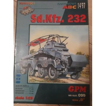 GPM 099 SDKFZ 232 8 rad