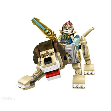 Lego Chima: 70123 - Lion Legend.