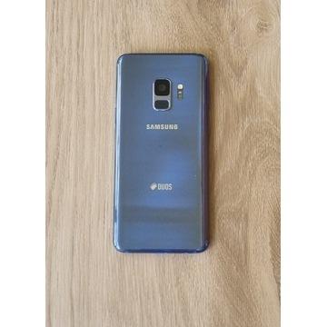 Samsung Galaxy S9 Coral Blue - stan bardzo dobry