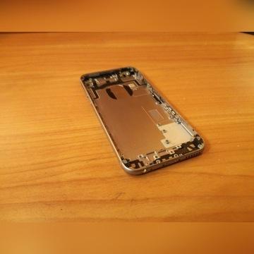 Obudowa Korpus Iphone 6s Space Grey