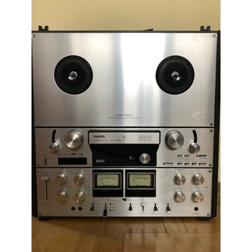 Magnetofon Philips N4520 - stan idealny