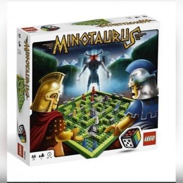 LEGO MINOTAURUS NOWA folia