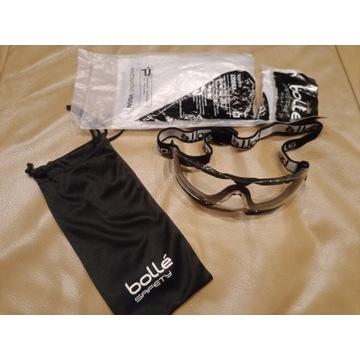 okulary Bolle Cobra clear taktyczne /ochronne
