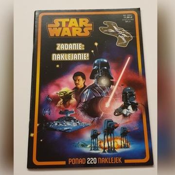 Star Wars: Zadanie: naklejanie!