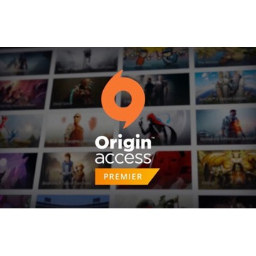 Origin Premier!! + Gry (automat)