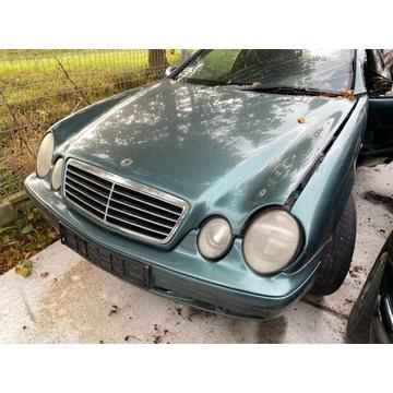 Mercedes Klasa W208,  części