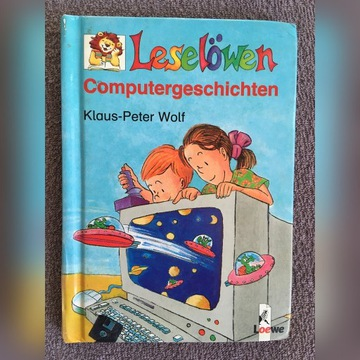 Computergeschichten Klaus-Peter Wolf