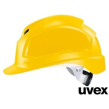 Kask budowlany ochronny hełm UVEX 51-61/52-62cm