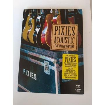 PIXIES LIVE IN NEWPORT, DVD