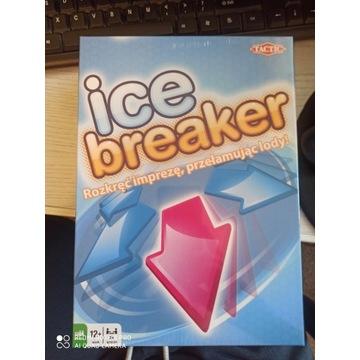 ICE BREAKER gra imprezowa planszowa karciana NOWA