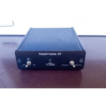 DAC Nostromo X1 v.2 konwerter audio
