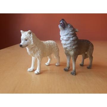 Schleich figurki wilki