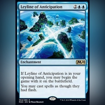 Leyline of Anticipation  - Core 2020