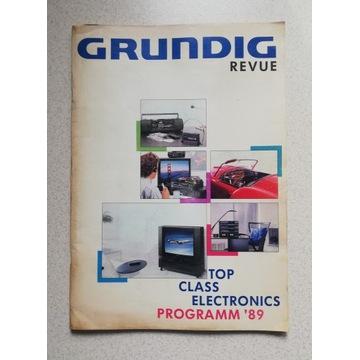 Grundig Revue 1989