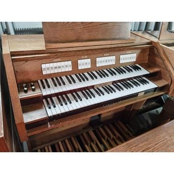 Cyfrowe organy kościelne Johannus Wesley Etude