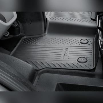 ORYGINALNE Dywaniki gumowe Ford Transit Van/Custom
