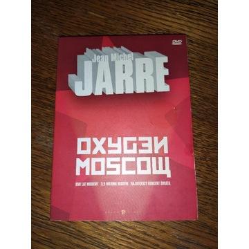 Jean Michel Jarre - Oxygen Moscow, Oxygene, DVD