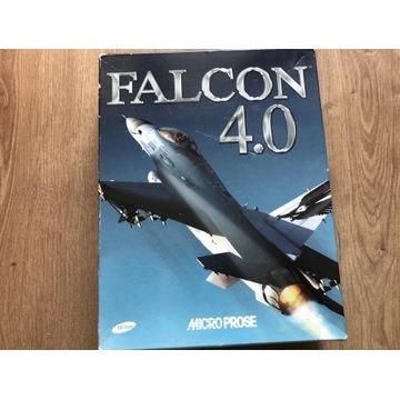Falcon 4.0 PC big box MicroProse