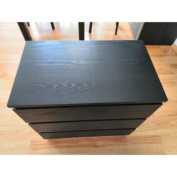 Komoda z 3 szufladami WENGE