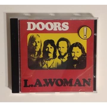 CD The Doors - L.A. Woman