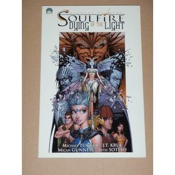 SOULFIRE Dying Of The Light Aspen Comics Turner BD