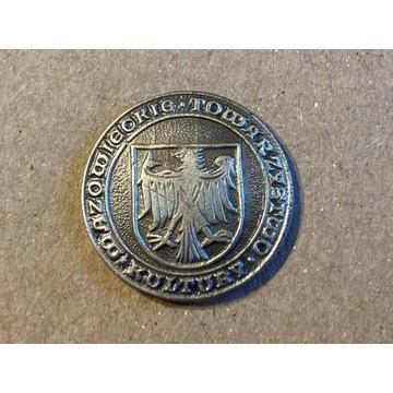 odznaka Mazowieckie Towarzystwo Kultury