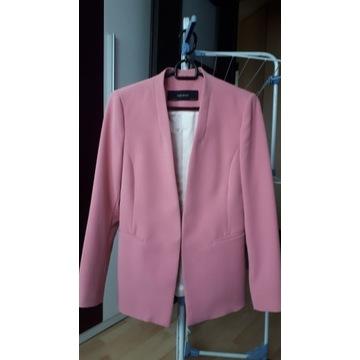 Zara różowa marynarka  r. S