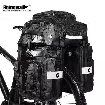 Sakwa/ torba rowerowa na bagażnik Rhinowalk