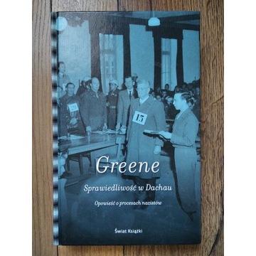 Sprawiedliwość w Dachau Joshua M. Greene