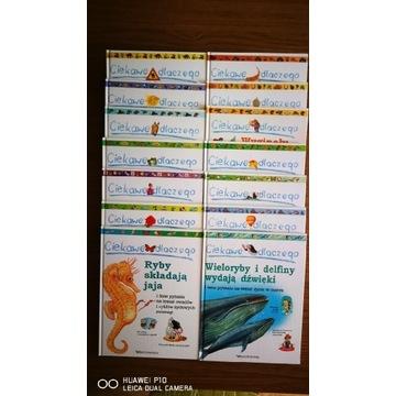 Kolekcja książek dla dzieci