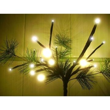 Sosenka choinka drzewko szczęścia 20 LED prezent !