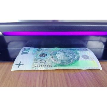 Tester banknotów/Money Detector