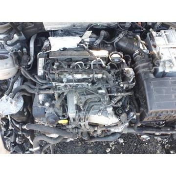 Układ wtryskowy wtryski pompa VW golf passst2.0TDI