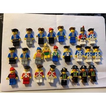 LEGO  Pirates - mega zestaw minifig !!!