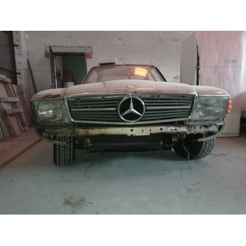 Mercedes 280SLC 1980r