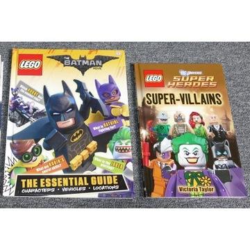 LEGO Super Heroes 2 książki BATMAN