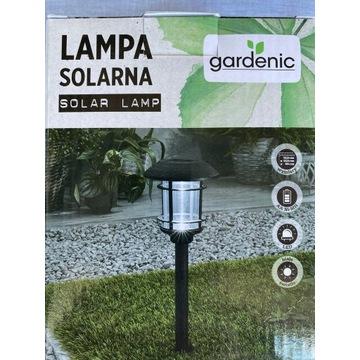 Lampa Solarna Ogrodowa LED Gardenic