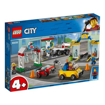 LEGO City Centrum motoryzacyjne 60232