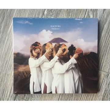Kagyuma nowa płyta cd